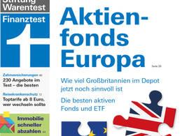 Finanztest-Cover Mai 2019