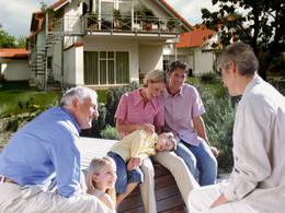 einliegerwohnung beim neubau gleich mit einplanen aktion pro eigenheim. Black Bedroom Furniture Sets. Home Design Ideas