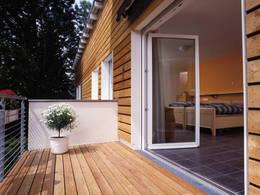 haust r und innent ren barrierefrei gestalten aktion pro eigenheim. Black Bedroom Furniture Sets. Home Design Ideas