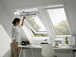 dachfenster machen aus dachgeschoss helle wohnwelten aktion pro eigenheim. Black Bedroom Furniture Sets. Home Design Ideas