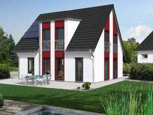 fertighaus aktion pro eigenheim. Black Bedroom Furniture Sets. Home Design Ideas