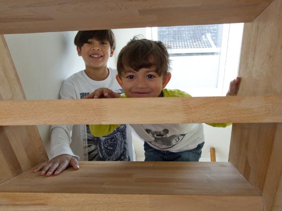 kindersicherheit beim hausbau gefahren f r kinder vermeiden aktion pro eigenheim. Black Bedroom Furniture Sets. Home Design Ideas