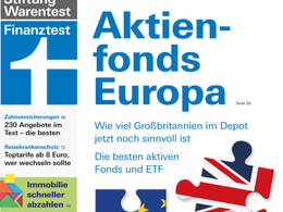 Finanztest-Cover Mai 2019