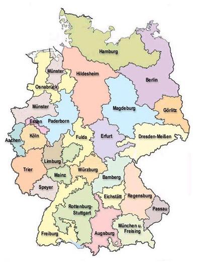 Bistum Trier Karte.Fördermittel Der Katholischen Kirche Beim Erwerb Von Wohneigentum