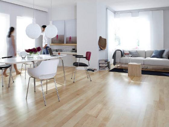 Der richtige Bodenbelag für den wohngesunden Fußboden - aktion pro eigenheim