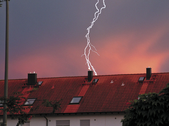 Fabulous Checkliste für Blitzschutz und Brandschutz - aktion pro eigenheim YE98